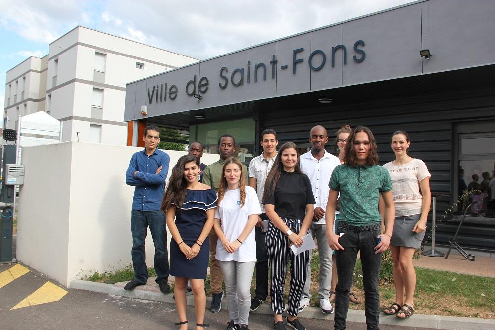 équipe cjs Saint-Fons