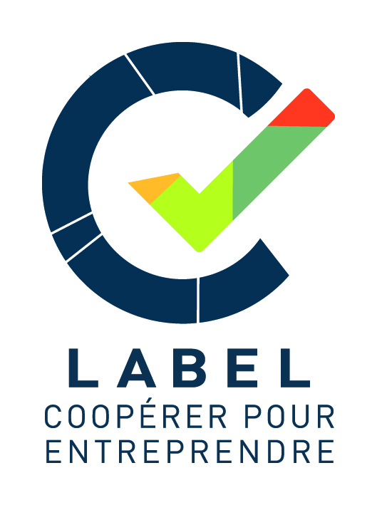 label coopérer entreprendre