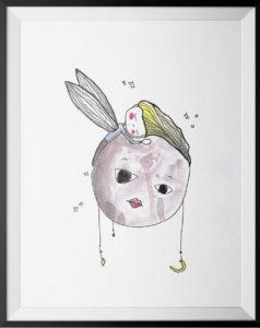mockup - lune